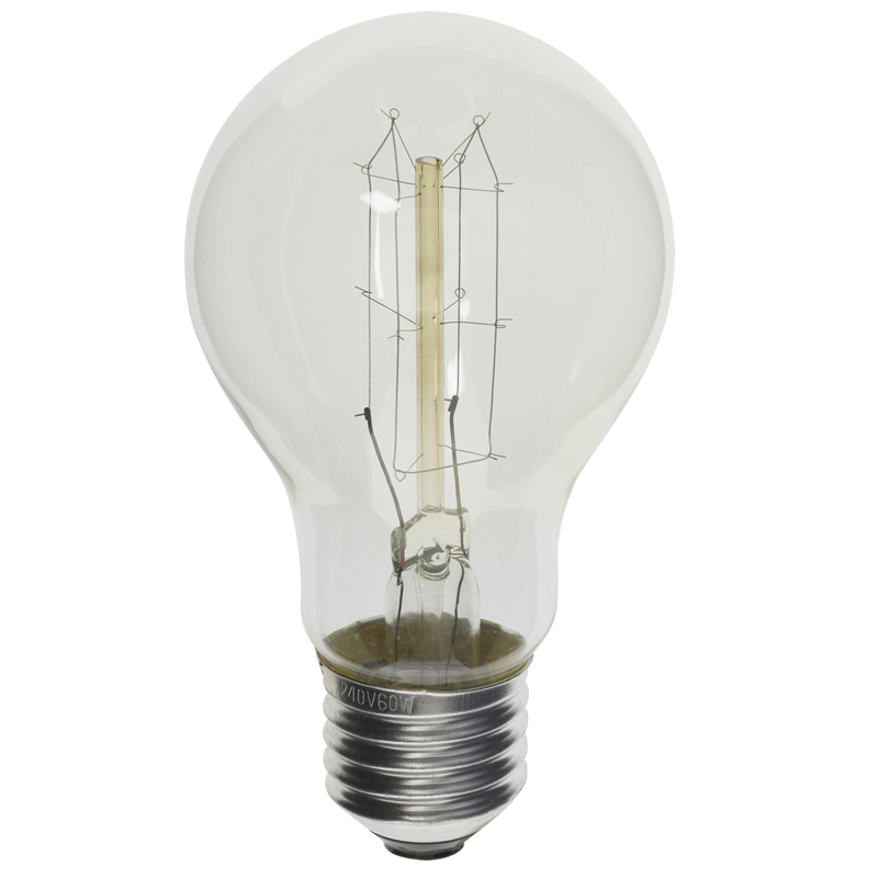 Lyktlampa normal 60 W
