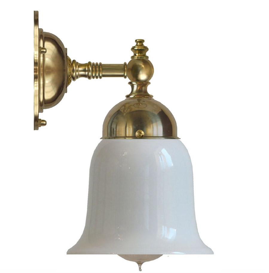 Vägglampor i mässing : gyllenhaks byggnadsvård ab, kvalitetsvaror ...