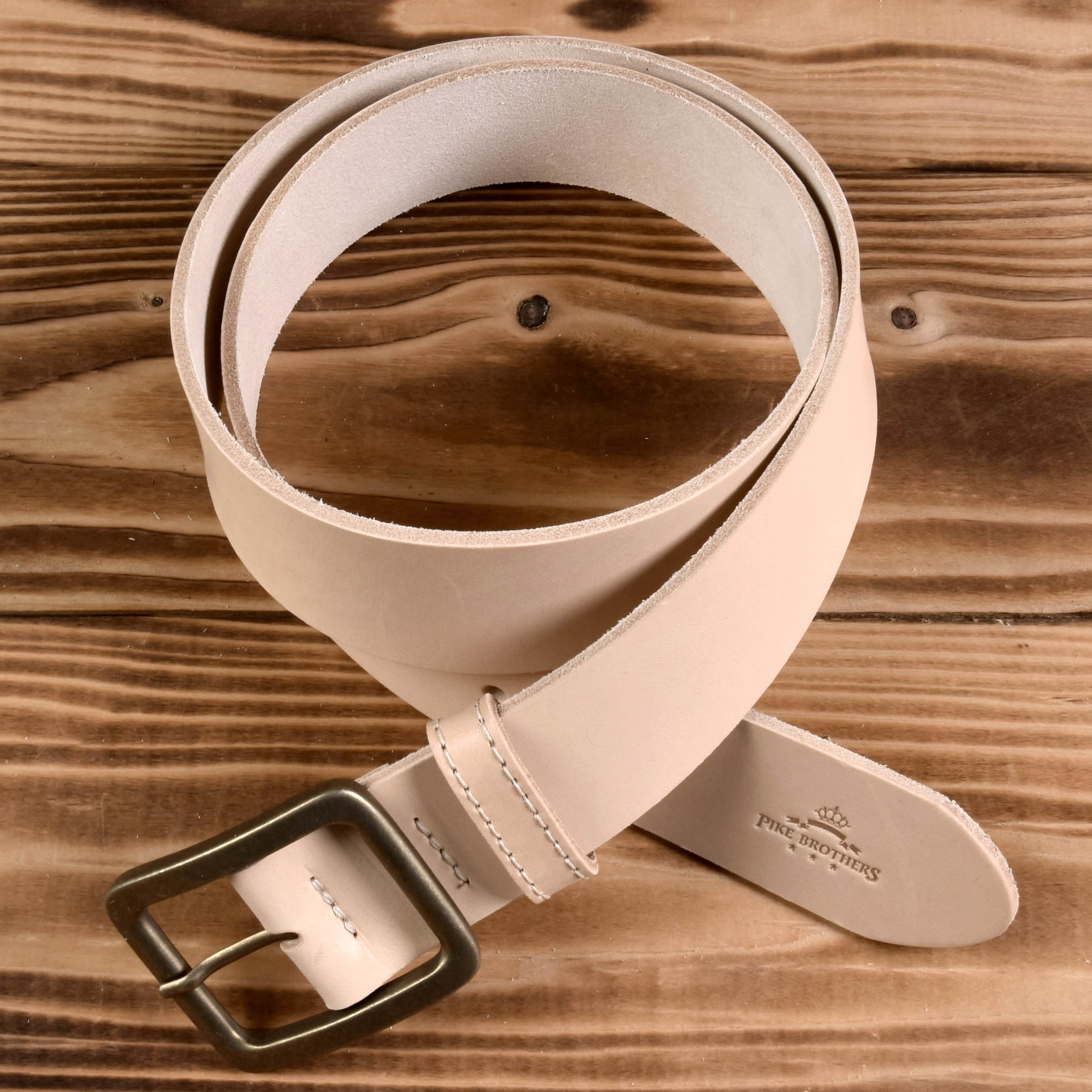 1937 Roamer Belt natural (bälte, livrem)